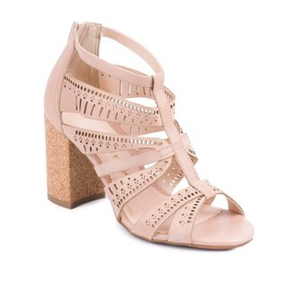 a8e6f6ee9 Sandálias Bottero Rose Gold - Calçados | Zattini