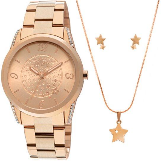 8ab91437eea Relógio Allora Feminino - Compre Agora