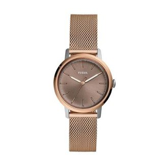 b4342e189 Relógio Fossil Neely Rosé Feminino