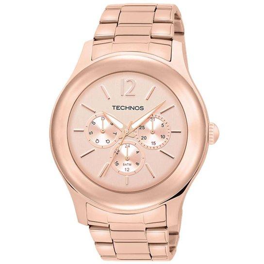 f01e23d2be6 Relógio Technos Feminino Rose Gold - 6P29AEK 4T 6P29AEK 4T - Compre ...