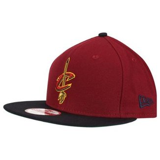 Boné New Era 950 Of Sn NBA Two Tone Cleveland Cavaliers 0721287a918