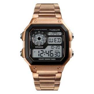 ace7020a9 Relógio Skmei Digital 1252 Feminino · Confira · Relógio Romaplac Tuguir  Digital