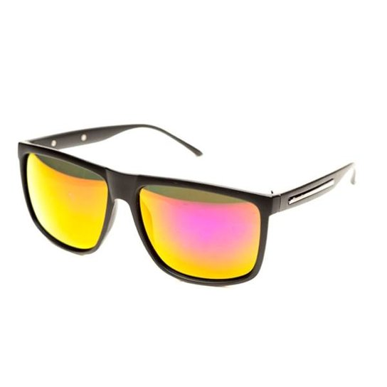 Óculos de Sol Thomaston Classic News Lilás e Lar - Compre Agora ... 1cf1f0ac8c