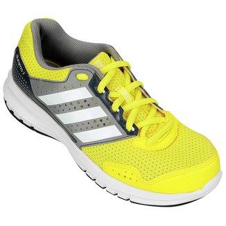 b192e06938fe2 Tênis Adidas Menina Amarelo   Zattini