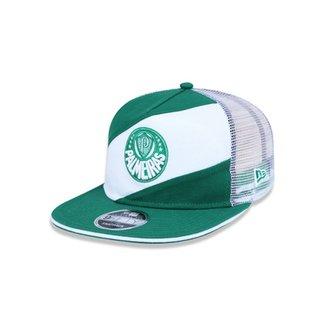 Boné 950 Original Fit Palmeiras Futebol Aba Reta Snapback New Era 17e154b4666