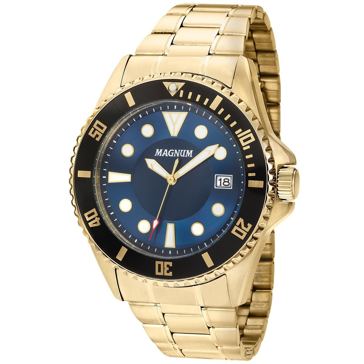 Relógio Magnum Analógico Sports MA33059A Masculino