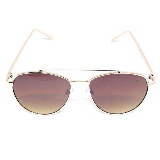 Óculos Cayo Blanco de Sol Aviador Feminino - Compre Agora   Zattini b9d6a53322