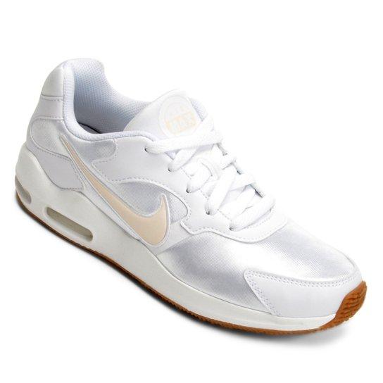 Tênis Nike Wmns Air Max Guile Feminino - Branco e Marrom - Compre ... 6e7e46a376386