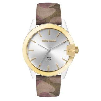 82ec2e51f9a Relógio Mormaii Feminino Luau - MO2035IL 8B MO2035IL 8B