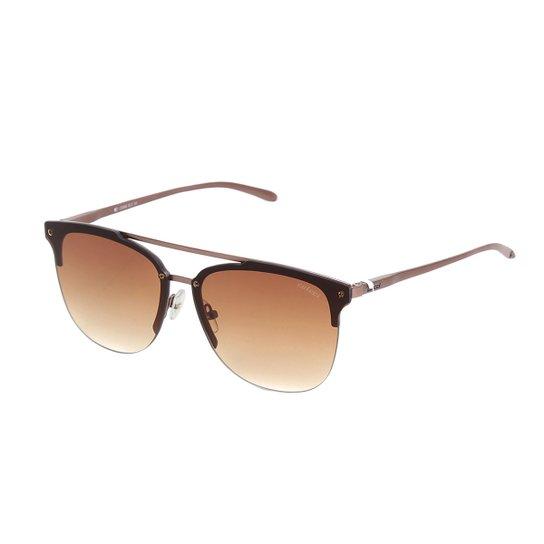 6e1ff40923f37 Óculos de Sol Colcci C0068 Feminino - Dourado+Marrom