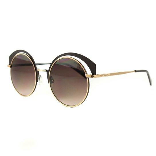 554659f15f8c3 Óculos Atitude De Sol - Dourado+Marrom