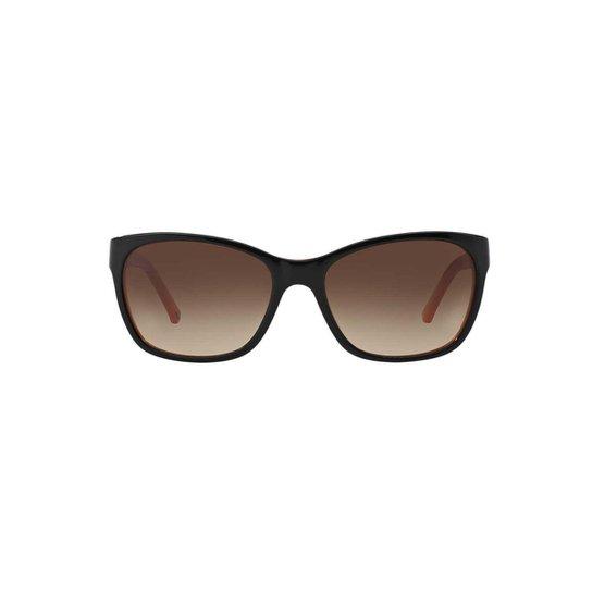 83174dce1840c Óculos de Sol Emporio Armani Quadrado EA4004 Feminino - Compre Agora ...