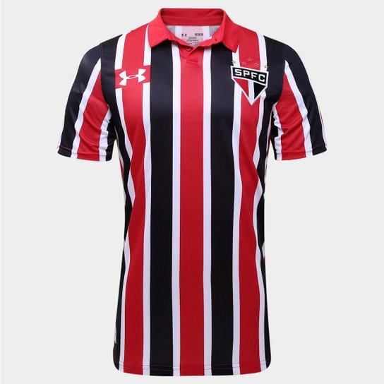 Camisa Under Armour São Paulo II 16 17 s nº - Torcedor - Compre ... 7a83d85568dcf