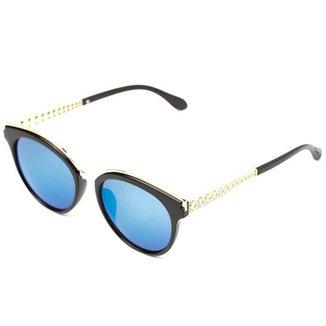 Óculos de Sol Thomaston Curve Azul 05b27799a8