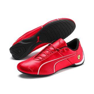 4eeefee3b0 Tênis Puma Scuderia Ferrari Future Cat Ultra