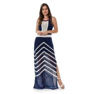 Compre Vestido Longo Online   Zattini 8cfaedf217