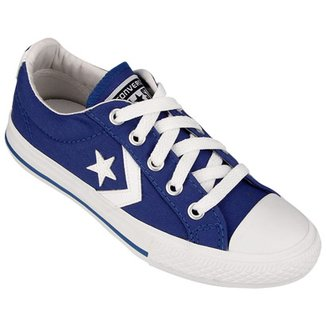 4bd05c3463f Tênis Converse All Star Star Player EV Juvenil