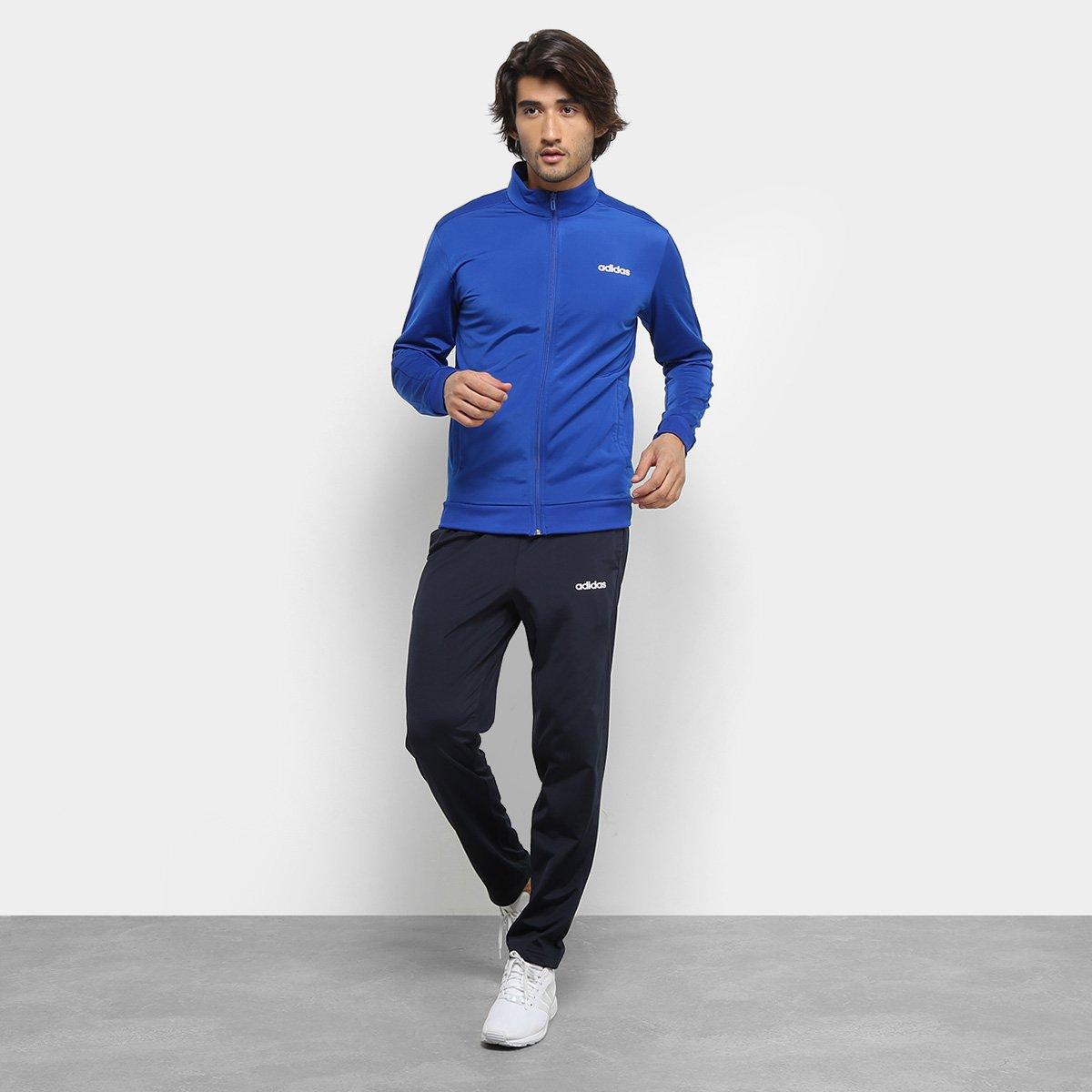 Agasalho Adidas MTS Basics Masculino