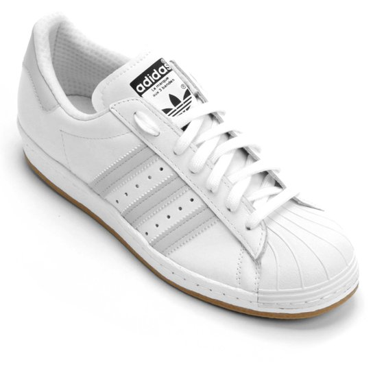 f611416f148 Tênis Adidas Superstar Nj - Compre Agora