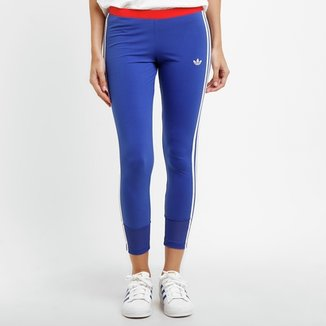 Calça Legging Adidas LA Color Block 92a1c5b3c8001