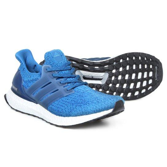 ca5b61bf42888 Tênis Adidas Ultra Boost Masculino - Compre Agora