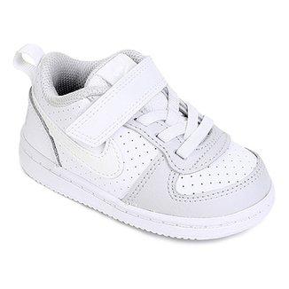 50e076807 Tênis Nike Infantil Court Borough Low Feminino