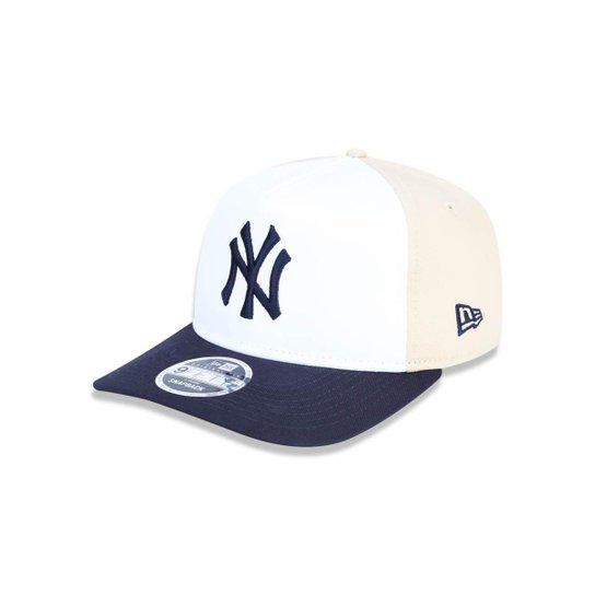 842c6b3a3 Bone Golfer New York Yankees MLB New Era - Compre Agora