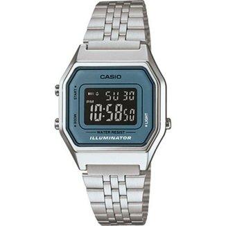 c0c341571b9 Relógio Casio La680Wa-2Bdf. Conferir · Relógio Casio La680Wa-2Bdf. Ver  similares. Confira · Relógio Unissex Mormaii Fit Troca Pulseira Mobo397