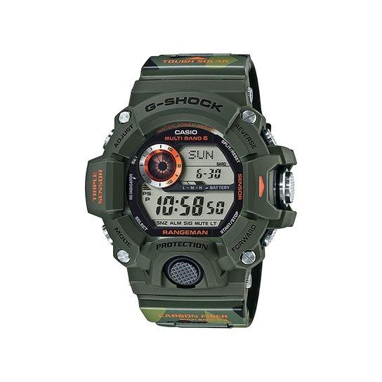 da7c878b4 Relógio G-Shock Rangeman - Edição Limitada - Compre Agora