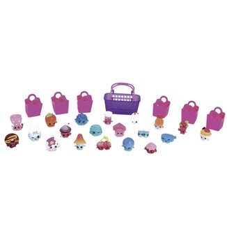 151337b343 Mega Kit Shopkins - Surpresa - Série 4 - DTC