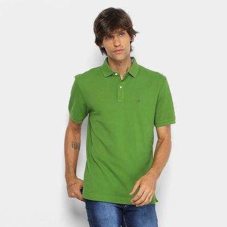 Camisas-Polo Tommy Hilfiger - Ótimos Preços  d01c3a4d68855