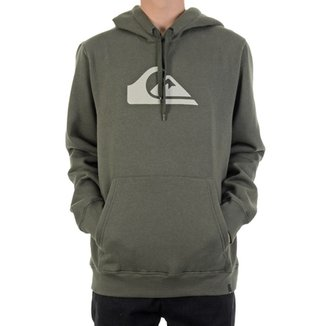 Moletom Quiksilver Mountain Wave Simple Masculino a0a884eb231
