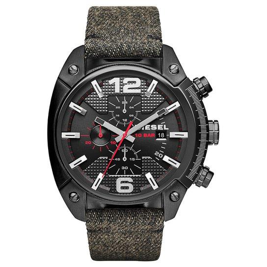 cc300b31874 Relógio Diesel Analógico DZ4373 0PN Masculino - Compre Agora