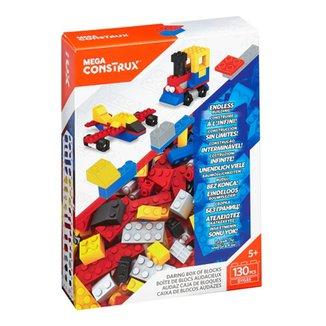 de997e387a210 Blocos de Montar - Mega Bloks - Box Médio - Veículos - Fisher-Price