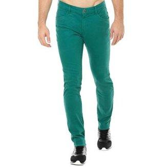 312051fd9c Calça Jeans Denuncia Skinny Masculina