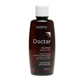 8e220fd6a Darrow Doctar Shampoo Anticaspa 140ml