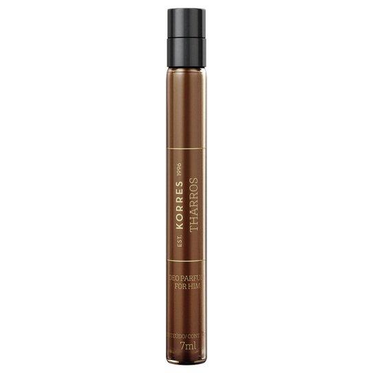 da15dbcc710 Mini Perfume Tharros Korres Masculino Eau de Parfum 7ml - Compre ...