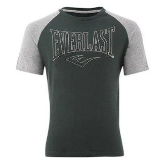 Camiseta Everlast Algodão 60932bca21208