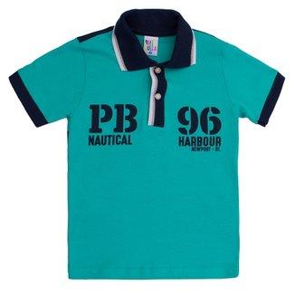 Camiseta Masculino Pulla Bulla Verde 0f19ea123f849