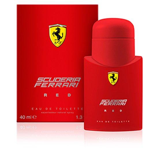 4c87a60a80b Ferrari Perfume Masculino Scuderia Red EDT 40ml - Compre Agora