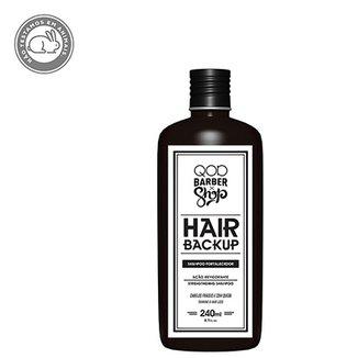 ab75996606 Shampoo QOD Barber Shop Hair Backup 240ml