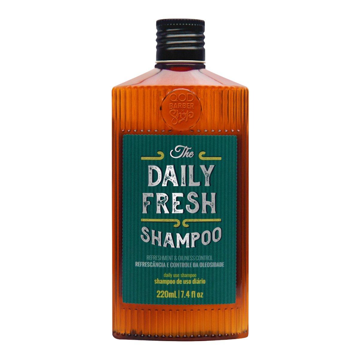 Shampoo QOD Barber Shop Daily 220ml