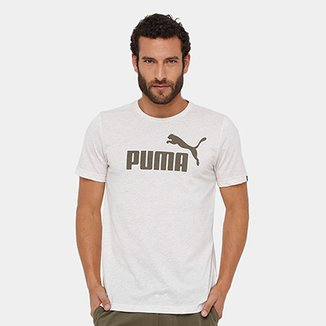 2422208a2d Camiseta Puma Ess No.1 Heather Tee Masculina