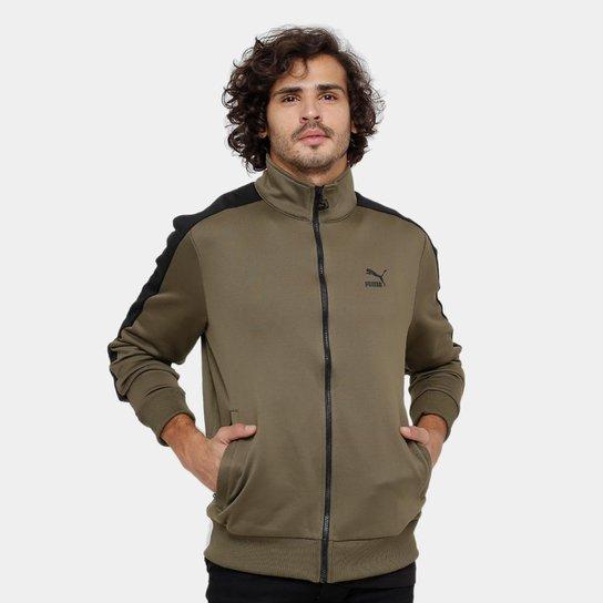6238ab90d5 Jaqueta Puma T7 Track Jacket Masculina - Compre Agora