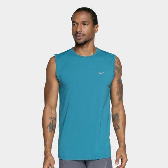 Regata Mizuno Run Tech com Proteção UV Masculina - Compre Agora ... 107ba703601