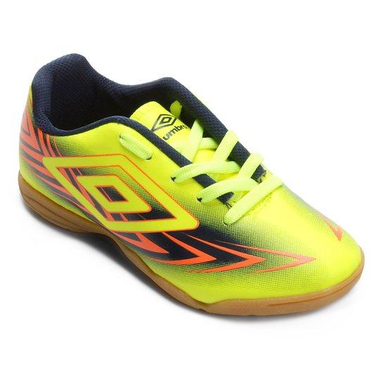 89e96b2149b Chuteira Futsal Infantil Umbro Speed III - Verde - Compre Agora ...