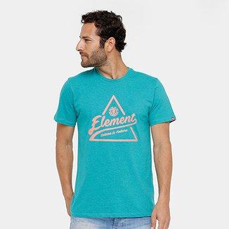 Camiseta Element Ascent Masculina d3bae63d106