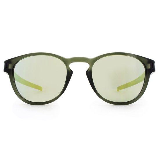 fd79a8cc8ac4a Óculos de Sol Oakley Latch OO9265 05-53 Masculino - Compre Agora ...