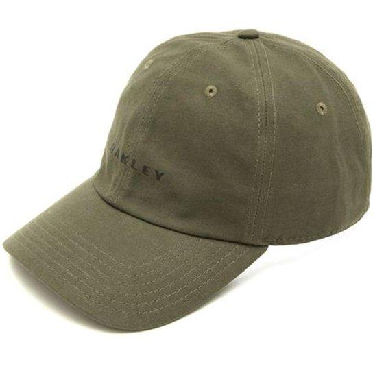 Boné Oakley 6 Panel Reflective Hat - Verde - Compre Agora  ed874523be45d