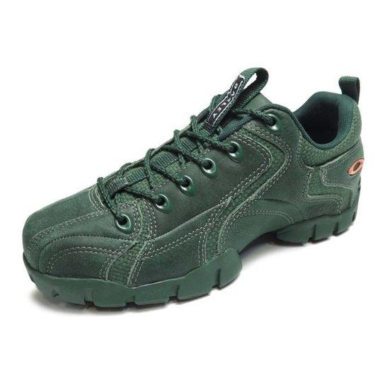 45eedffc3204f Tênis Oakley Flak Skin Masculino - Verde - Compre Agora   Zattini